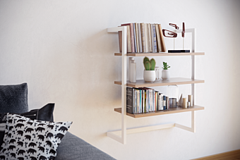 Стеллаж Damiano Latini COLLECTION 2018 - 2019 STEP