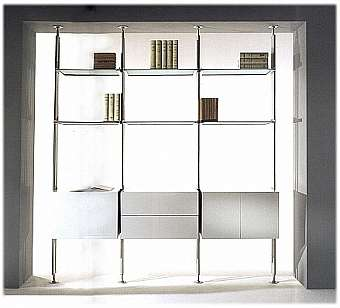 Стеллаж ORSENIGO CONTEMPORY 3300+3314+3323+3302