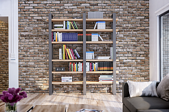 Стеллаж Damiano Latini COLLECTION 2018 - 2019 OUTLINE