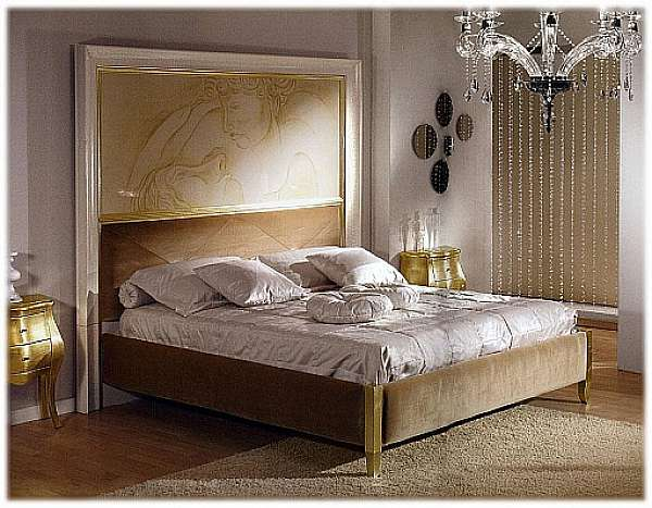 Кровать Arredamenti capriccio CAPRICCIO Passion light