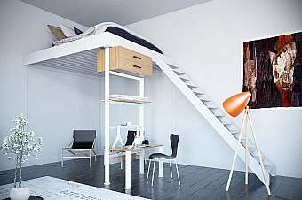 Стеллаж Damiano Latini COLLECTION 2018 - 2019 GIOSTRA