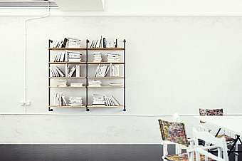 Стеллаж Damiano Latini COLLECTION 2018 - 2019 Pipe